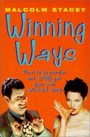 Cover of: Winning Ways | Malcom Stacey