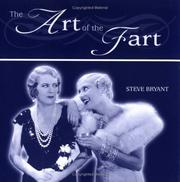Cover of: The Art of the Fart | Stephen Bryant
