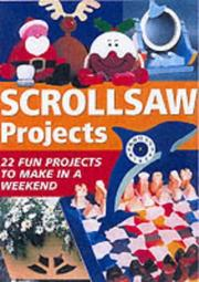 "Cover of: Simple Scrollsaw Projects | ""The Scrollsaw"" Magazine"