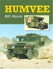 Cover of: Humvee | Bill Munro
