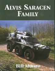 Cover of: Alvis Saracen Family | Bill Munro