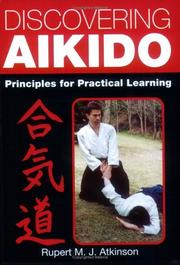 Cover of: Discovering Aikido | Rupert M. J. Atkinson