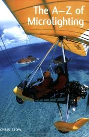 Cover of: A-z of Microlighting | Chris Stow