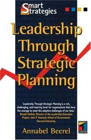 Cover of: LeadershipThrough Strategic Planning | Annabel Beerel