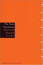 Cover of: The Nurse Practitioner (Research In Nursing (Whurr)) by Dolan