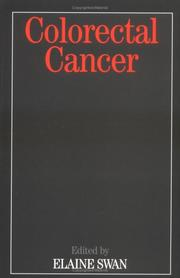 Cover of: Colorectal Cancer | Elaine Swan