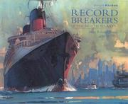 Cover of: Record Breakers of the North Atlantic | Arnold KLUDAS