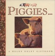Cover of: Piggies (Mini Squares) by Helen Exley