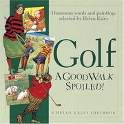 Cover of: Golf | Helen Exley