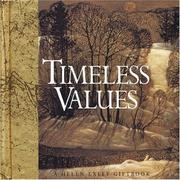 Cover of: Timeless Values (Wisdom) | Helen Exley