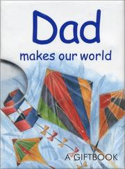 Cover of: Dad Makes Our World (Jewels) by Helen Exley