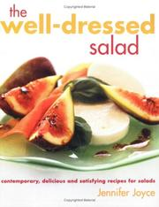 Cover of: Well Dressed Salad | Jennifer Joyce