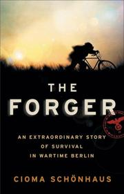 Cover of: The Forger | Cioma Schonhaus