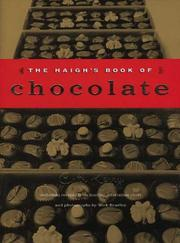 Cover of: The Haigh's Book of Chocolate | Cath Kerry