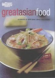 Cover of: Great Asian Food by Australian Women's Weekly