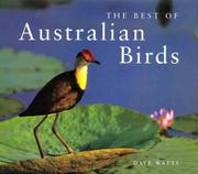 Cover of: The Best of Australian Birds | Dave Watts