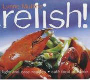 Cover of: Relish! by Lynne Mullins