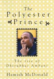 Cover of: The polyester prince | Hamish McDonald