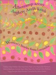 Cover of: Alherramp-Areny Angkety Arelh-Kenh by Jenny Green