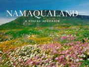 Cover of: Namaqualand | Colin Patterson-Jones