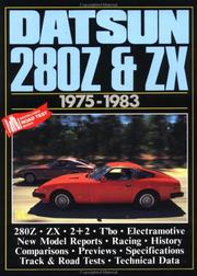 Cover of: Datsun 280Z and Zx 1975-83 | R. M. Clarke