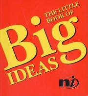Cover of: The Little Book of Big Ideas | Vanessa Baird