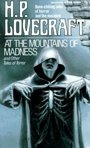 Cover of: At the Mountains of Madness | H. P. Lovecraft