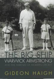 Cover of: The Big Ship by Gideon Haigh