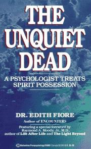 Cover of: Unquiet Dead by Edith Phd Fiore