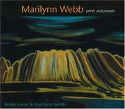 Cover of: Marilynn Webb by Bridie Lonie