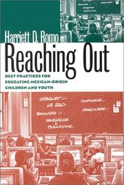 Cover of: Reaching Out | Harriet Romo