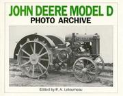 Cover of: John Deere Model D by Deere & Company.