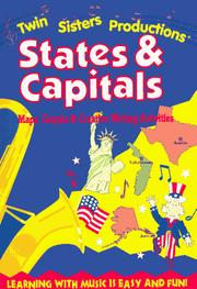 Cover of: States & Capitals (Rhythm, Rhyme and Read Series) | Kim Mitzo Thompson