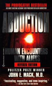 Cover of: Abduction by John E. Mack