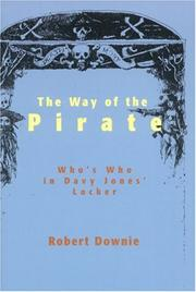Cover of: The Way of The Pirate | Robert Downie