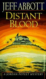 Cover of: Distant Blood | Jeff Abbott