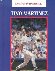 Cover of: Tino Martinez by John Albert Torres