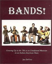 Cover of: Bands! | Joe DeVivo