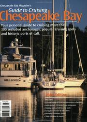 Cover of: Guide to Cruising Chesapeake Bay | Chesapeake Bay Magazine