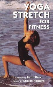 Cover of: Yoga Stretch for Fitness | Beth Shaw