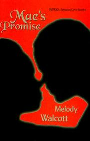 Cover of: Mae's promise by Melody Walcott