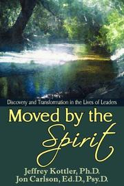 Cover of: Moved by the Spirit by Jon Carlson