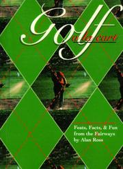 Cover of: Golf a LA Cart by Alan Ross