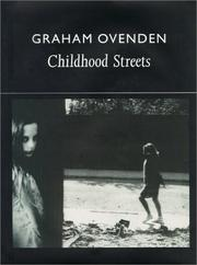 Cover of: Childhood streets | Graham Ovenden
