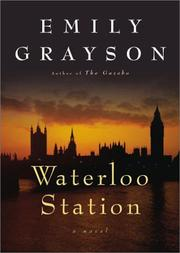 Cover of: Waterloo Station | Emily Grayson