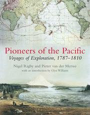 Cover of: Pioneers of the Pacific by Nigel Rigby