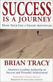 Cover of: Success Is a Journey by Brian Tracy