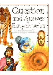 Cover of: Question and Answer Encyclopedia | John Farndon