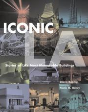 Cover of: Iconic L.A | Gloria Koenig