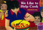 Cover of: We Like to Help Cook | Marcus Allsop